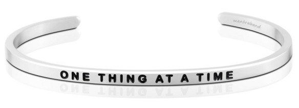 one_thing_at_a_time_bracelet_-_silver_-_mantraband